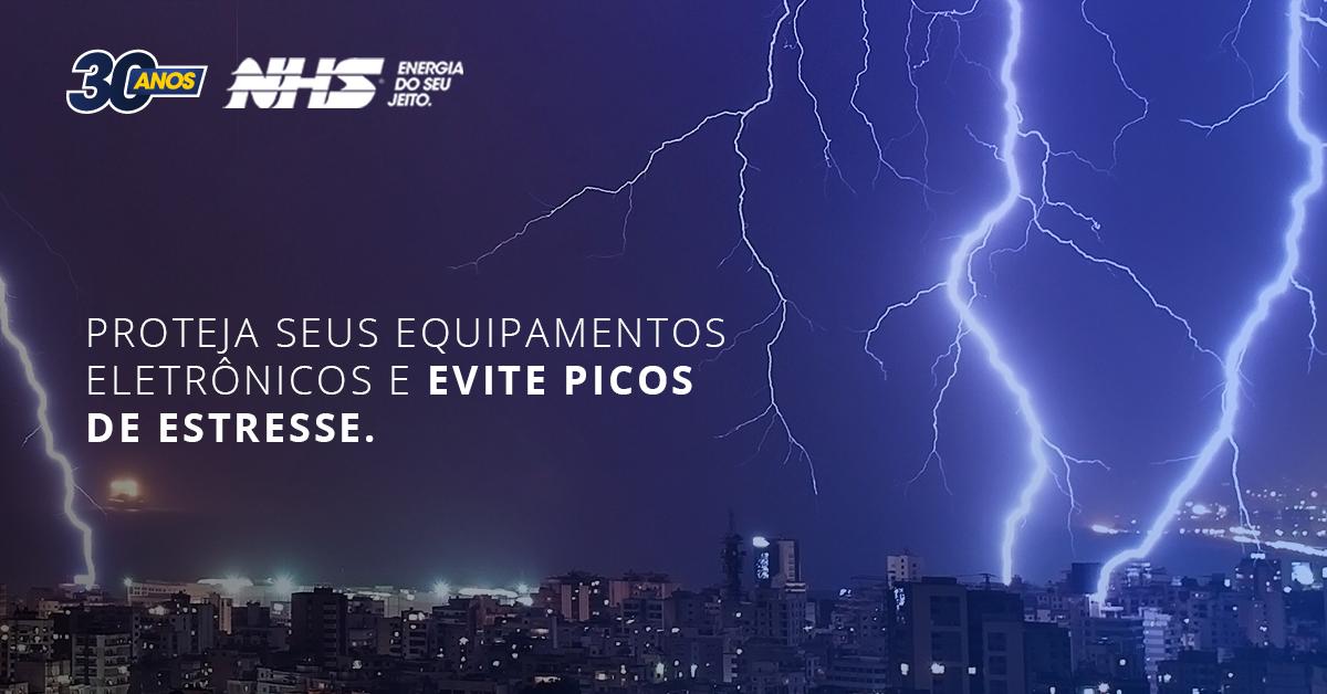 Veja Como Prevenir Picos De Tensão Na Energia Elétrica.