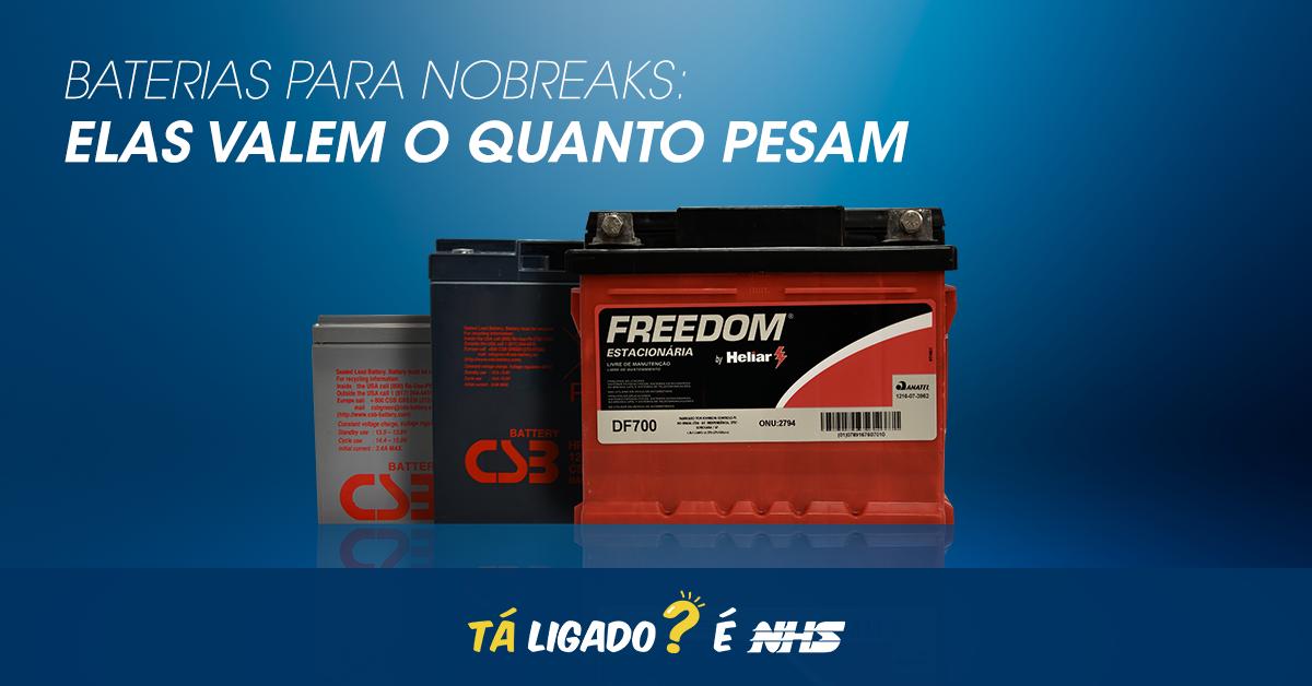 Baterias Para Nobreaks