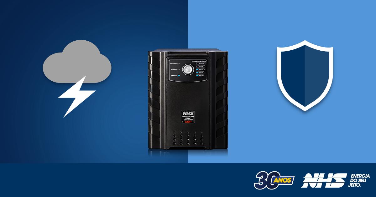 Dicas Para Proteger Seu Computador Contra Tempestades