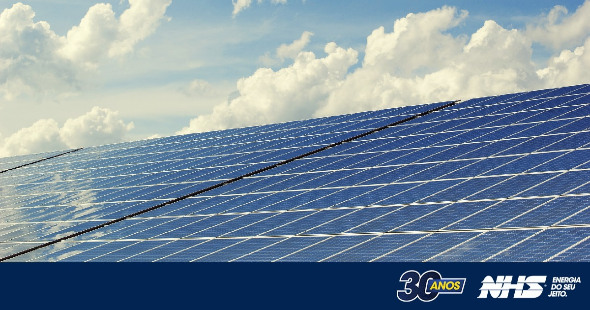 Geração De Energia Solar Empresa