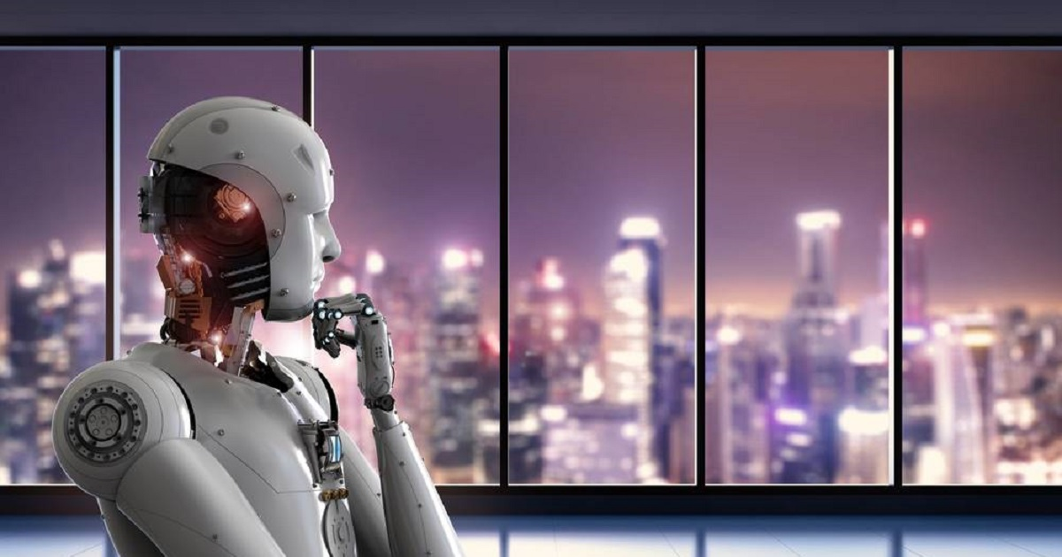 Robôs Estão Aqui